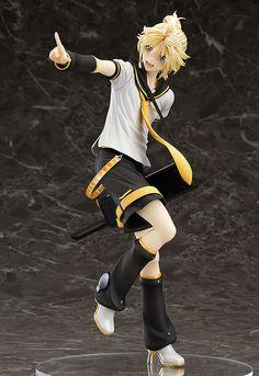 Día de Vocaloid -- Len 😝, súper adorable