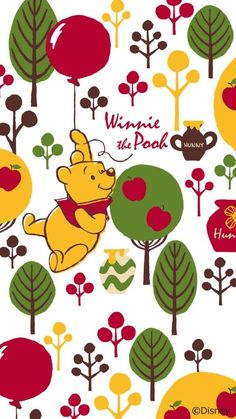 Wallpaper Iphone Disney Winnie The Pooh Life Ideas Winnie The Pooh Drawing, Winnie The Pooh Pictures, Cute Winnie The Pooh, Winne The Pooh, Winnie The Pooh Quotes, Winnie The Pooh Friends, Disney Phone Wallpaper, Wallpaper Iphone Cute, Winnie The Pooh Background