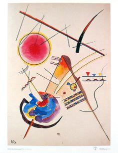 Aquarelle 1925  Wassily Kandinsky