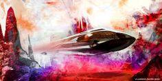 spaceship thingy