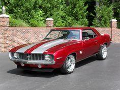1969 Camero, love this car