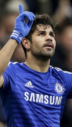 Diego Costa...so manly<3