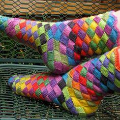 Love pretty socks