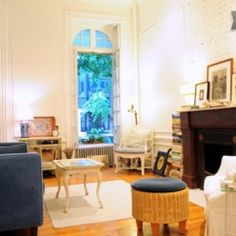 Chic and Lovely Brooklyn Heights Apartment