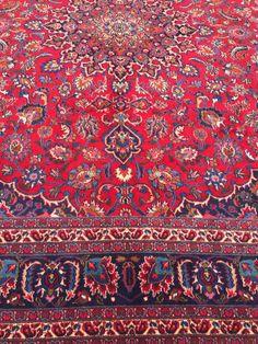 Handmade Persian rug!