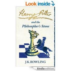 c1695f84eacb Harry Potter and the Philosopher s Stone (Book 1) eBook  J.K. Rowling   Amazon