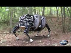 Boston Dynamics' LS3 #nmi #nminformatics www.nminformatics.com