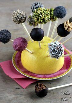 Pop cakes sucré 100 % aux fruits