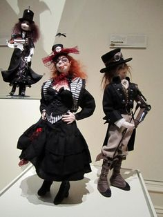 Steampunk NZ Exhibition - The Shadow and Flame