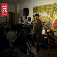 Il 27 maggio si apre il sipario dell'edizione 2014 di Zola Jazz & Wine. Condividete i vostri scatti durante i concerti usando l'hashtag #zolajazzwine. Seguici su: www.facebook.com/zolajazzwine e www.zolajazzwine.it