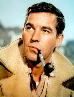 Michael Craig, 1960s Australian Actors, British Actors, Moustache, Michael Craig, Sheepskin Throw, Richard Madden, Ewan Mcgregor, Hot Guys, Hot Men