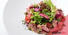 Eet jij tijdens de lunch bijna altijd hetzelfde? Of gewoon inspiratieloos? We hebben weer een lekker receptje voor je met vitello tonato. Gezond en lekker!