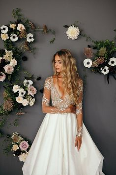 Shop Hayley Paige's beautiful collection of timeless and classic wedding dresses. anna bé bridal boutique is an official Hayley Paige wedding dress retailer. Wedding Dresses 2018, Colored Wedding Dresses, Designer Wedding Dresses, Bridal Dresses, Wedding Dress Styles, Maxi Dresses, Haley Page Wedding Dress, Hayley Paige Wedding Dresses, Queen Wedding Dress