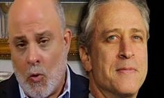 Mark Levin reloads on Jon Stewart and his 'clapping-seal audience': 'Read up, Ivy League Boy'