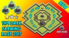 TH9 Dark Elixir Farming Base 2017. Best TH9 Dark Elixir Farming/Protection Base Anti Everything. New Town Hall 9 (TH9) Farming Base 2017.  http://ift.tt/2lHtOjK   Please Subscribe:  https://www.youtube.com/clashwithray     Check Out Our Other Playlists!   TH7 Trophy Base: http://youtu.be/hQC1Ry5Gxxo  Savage Seven TH7 Bases: http://youtu.be/CKYGhZscnT8  TH7 War Base: http://youtu.be/zNevaFuCW4w  TH8 Trophy Base: http://youtu.be/781OvGgVOFQ  TH8 War Base: http://youtu.be/sL_1O1MA1pM  TH9…