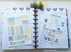 New week new spread #fabilousdesigns #stickersunshine #myview #mondaymotivation #newweeknewstart #plannergirl #planneraddict #plannernerd #plannerlove #meandmybigideas #planwithme #plannercommunity #plannerjunkie #erincondren #lifeplanner #dokibook #kikkik #filofax #happyplanner #katespade #heidiswapp #simplestories #carpediem by lam.creations