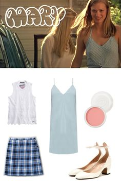 Channel your inner Mary Lisbon from The Virgin Suicides