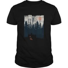 A Fox in the Wild ==> You want it? #Click_the_image_to_shopping_now