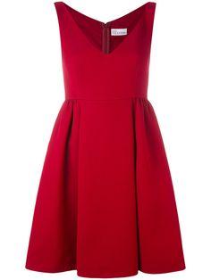 Compre Red Valentino Vestido evasê.