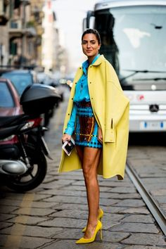 The Best Street Style Looks From Milan Fashion Week Fall 2019 The Best Street Style Looks From Milan Fashion Week Fall 2019 - Fashionista<br> Plus, browse all of our images from the week in one place. Best Street Style, Milan Fashion Week Street Style, Milan Fashion Weeks, Autumn Street Style, Cool Street Fashion, Paris Fashion, Fast Fashion, Look Fashion, Winter Fashion