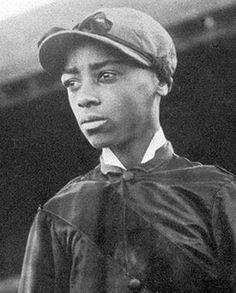 Alonzo Clayton-- youngest jockey to win the Kentucky Derby
