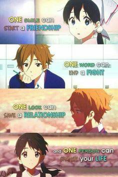 Tamako love story (movie based of the anime series tamako love market) Sad Anime Quotes, Manga Quotes, True Quotes, Funny Quotes, Geek Quotes, Tamako Love Story, A Silent Voice, Anime Life, Anime Manga