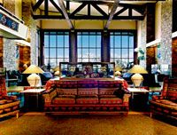 Come relax after a long day at the Jackson Lake Lodge in Grand Teton National Park when you stay at Turpin Meadow Ranch