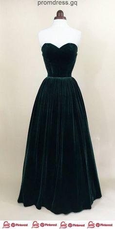 0822f43112e Robe de soirée verte Robe de soirée robe de bal Valdenize