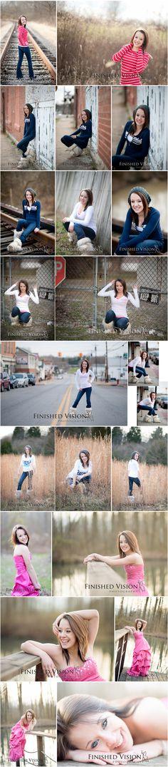 Creative Senior; Sweet Senior Photography
