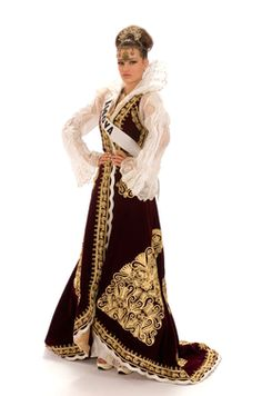 Traditional bridal clothing, dimija (trousers), jeleka (vest) and dallama (long vest) in Albanian, are worn by brides all around the Balkans. These are only a few examples, there is a variety of styles and colours to choose from.