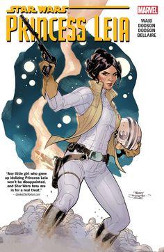 Star Wars: Princess Leia #TPB #Marvel #StarWars #PrincessLeia (Cover Artist: Terry Dodson) Release Date: 11/4/2015