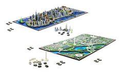 Groupon - 4D Cityscape Puzzle $25