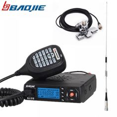 Baojie BJ-218 Car Mini Mobile Radio Transceiver Dual Band VHF/UHF BJ218 Vericle Car Radio 10km Sister KT8900 KT-8900R UV-25HX  Price: 86.00 & FREE Shipping  #tech #electronics #gadgets #lifestyle Silver Car, Two Way Radio, Power Cable, Walkie Talkie, Band, Communication, Electronics Gadgets, Free Shipping, Radios