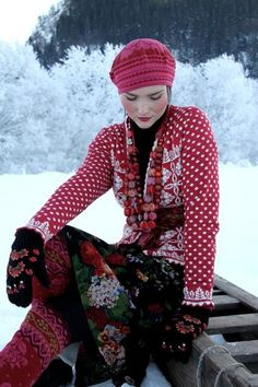 Moda Noruega.