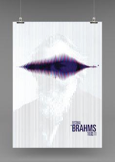 Festival Brahms - Sella (Jonas Sellami) // Graphic Design