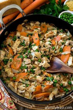 Rotisserie Chicken Skillet | 24 Cheap And Easy Meals You Can Make With Rotisserie Chicken