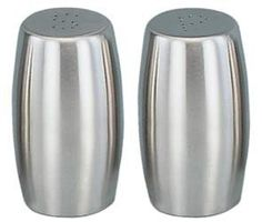 Salt Pepper Shaker Set by Cuisinox Only $17.07 Save %, Rating: 4.5/5, 4 reviewers