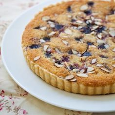 Cherry-Almond Pie « Go Bold with Butter