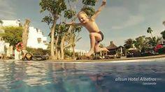 Lanzarote - einfach wunderschön!! Jetzt ins Video klicken und unser beliebtes Familienhotel allsun Hotel Albatros in Costa Teguise entdecken! Traumhaft schön!! :-)
