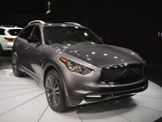 Infiniti Limited brings in certain luxury changes and updates. It was revealed at the New York Auto Show Read this post to know more. Infinity Qx, Q50, Nissan Infiniti, Motorcycle News, Hot Cars, Car Show, Cars And Motorcycles, Dream Cars, Automobile