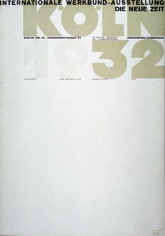 Ah, once upon a time when the letterhead was so important! Herbert Bayer, Letterhead Design, 1932