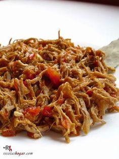 Cocina – Recetas y Consejos Good Healthy Recipes, Meat Recipes, Mexican Food Recipes, Crockpot Recipes, Cooking Recipes, Ethnic Recipes, Salad Recipes, Recipies, Venezuelan Food