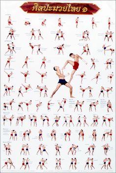 muy thai kickboxing- my son loves it!