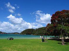 Urapukapuka Island – Bay of Islands. New Zealand.