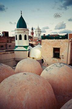Old City, Tripoli, Libya.  THE LIBYAN Esther Kofod www.estherkofod.com