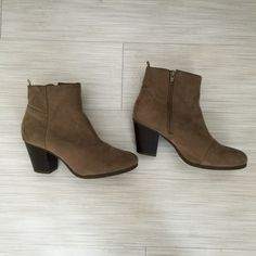 Tan Booties Tan Booties Old Navy Shoes Ankle Boots & Booties