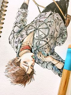 Jeon Jungkook | BTS fanart | credit to the artist