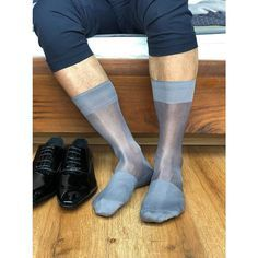 Tie Shoes, Sock Shoes, Holiday Suits, Luxury Socks, Sheer Socks, White Tunic, Patterned Socks, Colorful Socks, Sheer Material