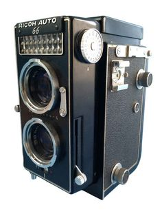 Ricoh Auto 66 – Junkie Charity Store #Vintage #Camera #Photography