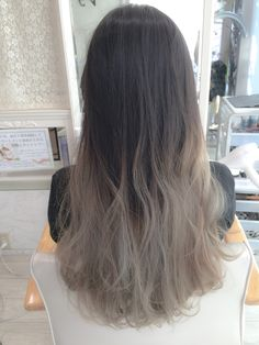 Pinterest// @Olivia538✖️ Neon Hair, Pastel Hair, Hair Inspo, Hair Inspiration, Ambre Hair, Cool Hair Color, Diy Hairstyles, Dyed Hair, Hair Goals